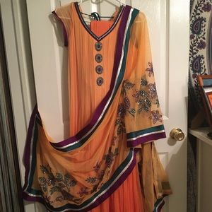 Other - Bollywood Anarkali Indian dress